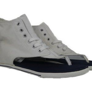 Converse Chuck Taylor AS Thong Sandal High (White)